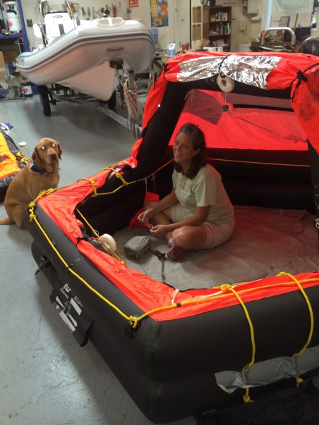 Our life raft